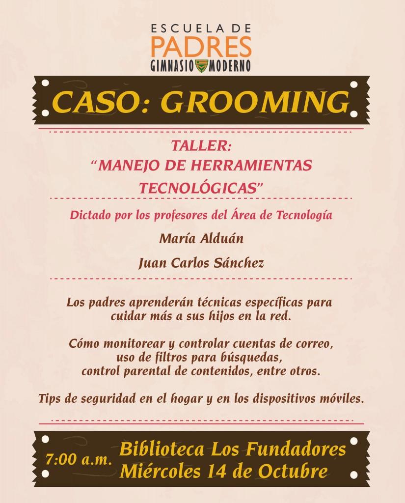 Grooming 1-01